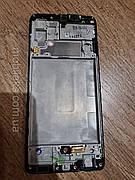 Дисплей Samsung A325 Galaxy A32 2021 Service Pack 100% Black GH82-25566A