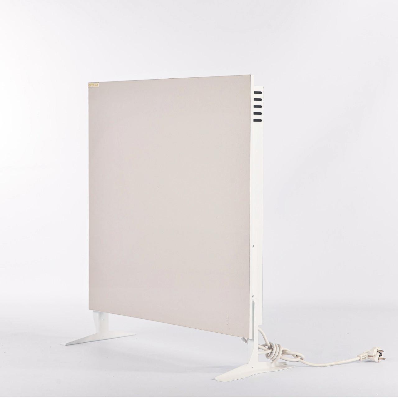 Керамічний обігрівач Optilux К1100НВ (білий)