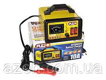 Зарядний пристрій. PULSO BC-12610 6-12V/0-10A/10-120AH стрілка