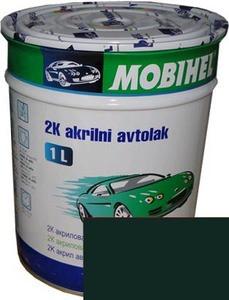 """Автокраска 304 акриловая Helios Mobihel """"Наутилус"""" 0,75л без отвердителя"""