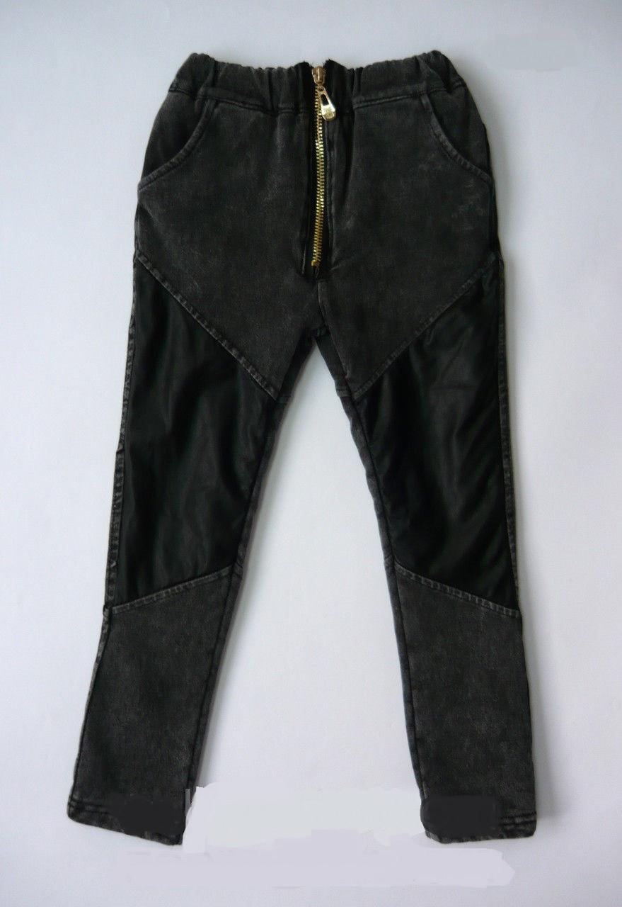 6eeea412b846 Теплые обтягивающие джинсы skinny, унисекс. 100 см