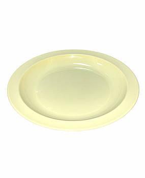 Багаторазова пластикова тарілка LIDL