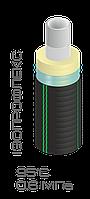 Гнучкі полімерні теплоізольовані труби Изопрофлекс 140/180 1,0 Мпа