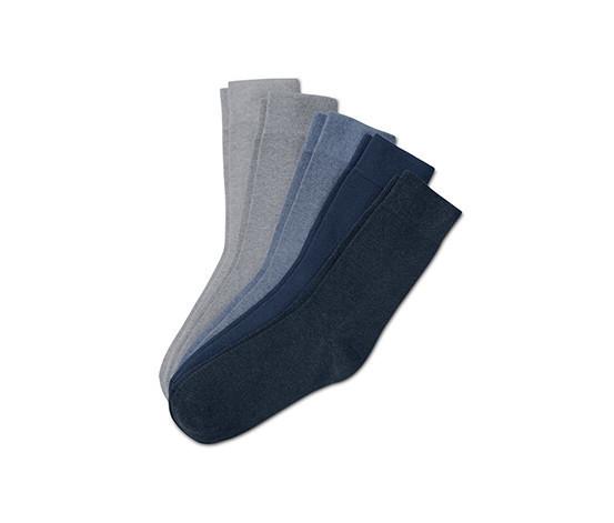 Якісні щільні підліткові бавовняні шкарпетки від tcm Tchibo (чібо), Німеччина, розмір 35-38