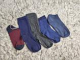 Якісні щільні підліткові бавовняні шкарпетки від tcm Tchibo (чібо), Німеччина, розмір 35-38, фото 6