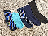 Якісні щільні підліткові бавовняні шкарпетки від tcm Tchibo (чібо), Німеччина, розмір 35-38, фото 10