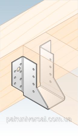 Перфорированный крепеж - крепления балки