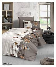 Комплект постельного белья ТМ First Choice ранфорс молодежный  Renzo