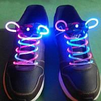 Светящиеся шнурки UFT Disco Rainbow