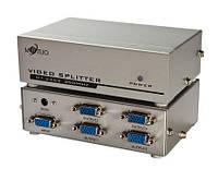 Разветвитель (сплиттер) VGA 1х4, МТ-2504