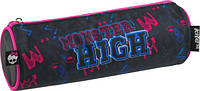 """Пенал-тубус """"Kite"""" с 1 отделением.  """"Monster High"""". 20х6,5х6.5 см"""