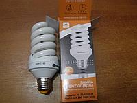 Лампа энергосберегающая 25 Вт, 4200 К, Е27, 220-240 Евросвет