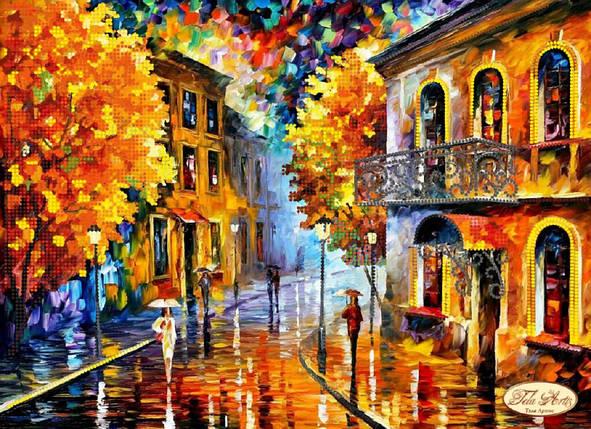 """Рисунок на ткани для вышивания бисером """"Осень золотая"""", фото 2"""