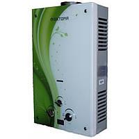 Газовая колонка Dion Виктория JSD 10 дисплей (зеленая волна)