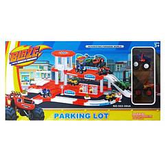 """Детская игрушка """"Паркинг ВСПИШ"""" Metr+ 553-394A"""