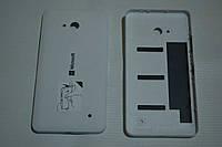 Задняя белая матовая крышка для Microsoft Lumia 640
