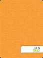 Рулонные шторы Лен 0852 оранжевый, фото 2