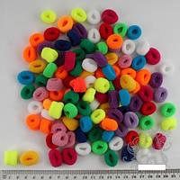 Резинка Калуш малюсенькая 120шт. цветная