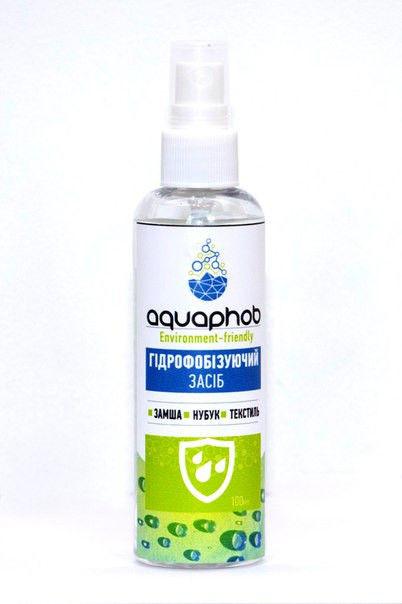 Средство для защиты обуви от влаги и грязи Aquaphob