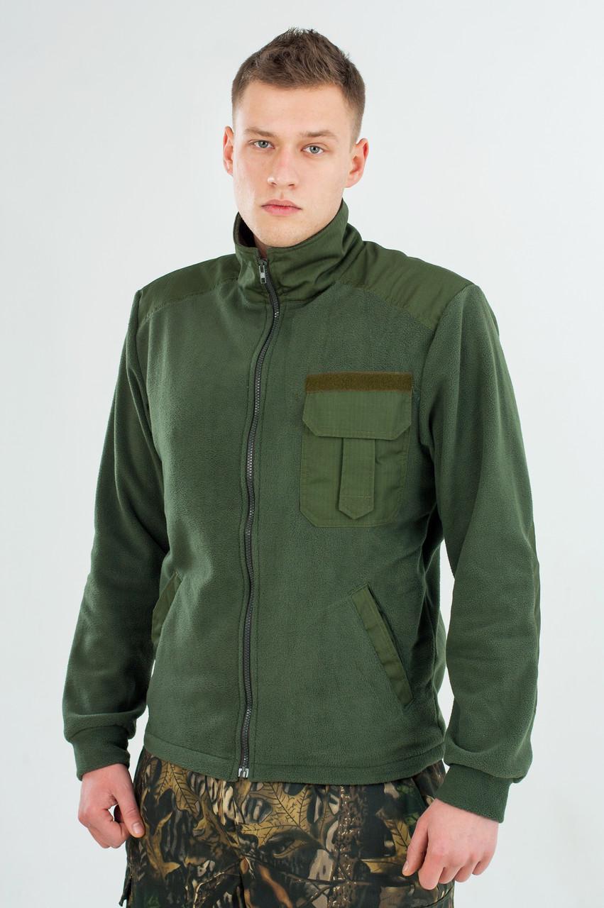Куртка флисовая Олива - Интернет-Магазин ФормаKM в Хмельницком