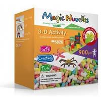 Детский конструктор Magic Nuudles 900 дет Shuvek