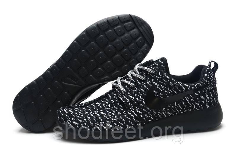 Мужские кроссовки Nike Roshe Run Yeezy 350