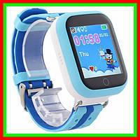Умные детские смарт часы с GPS Smart Baby Watch Q100 Shuvek