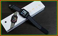Умные смарт часы с тонометром SMART WATCH F8 Shuvek