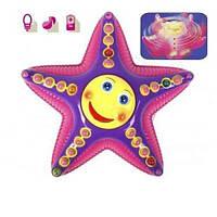 Музыкальная игрушка Морская звезда CY 0901 Shuvek