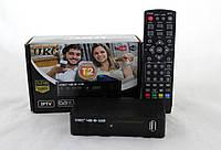 Цифровой эфирный тюнер UKC Т2 0967 с поддержкой WI-FI Shuvek