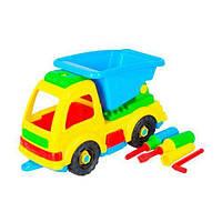 Детский конструктор самосвал M-toys Shuvek