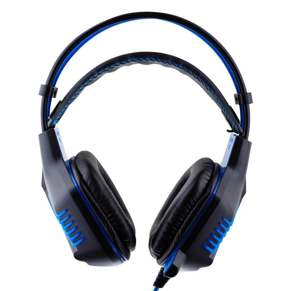 Наушники Borofone BO101 PC Racing Черно-Синий