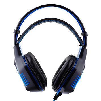 Навушники Borofone BO101 PC Racing Чорно-Синій