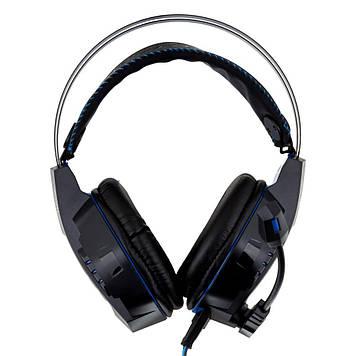 Навушники Hoco W102 PC Cool Синій