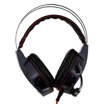 Навушники Hoco W102 PC Cool Червоний