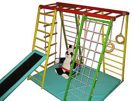 Дитячий спортивний комплекс (спортивний куточок) Нєпосєда-чемпіон для будинку