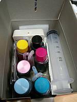 Набор для заправки картриджей Epson T048 / T049 все цвета, Fullmark (07869)