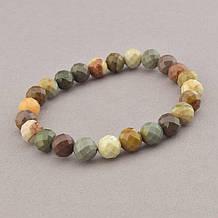 Браслети з натуральних каменів більше 8 мм діаметр