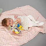 """Розвиваюча іграшка-кубик колекції """"саванна"""" - веселі звірята, фото 5"""