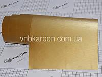 Пленка матовая шлифованный алюминий золото