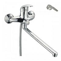 Однорычажный смеситель в ванную комнату ZERIX NHK 183 кран смеситель для ванной поворотный из силумина Чехия