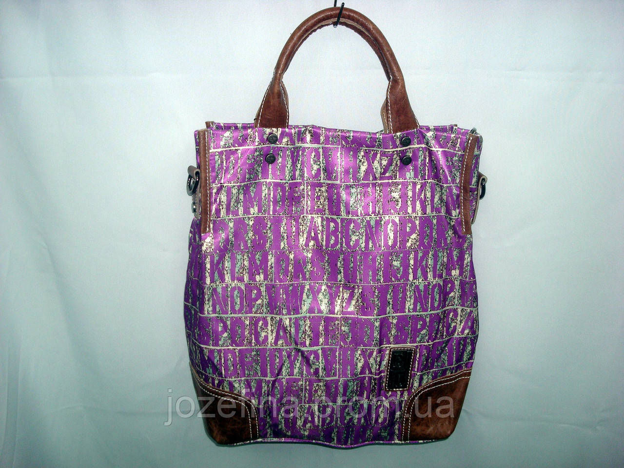 01e49809decf Женская тканевая сумка BU ROAD - Интернет-магазин модных сумок «Жозефина» в  Днепре
