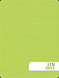 Рулонні штори тканина Льон 873 салатовий, фото 2