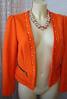 Жакет женский яркий модный бренд George р.46 5048