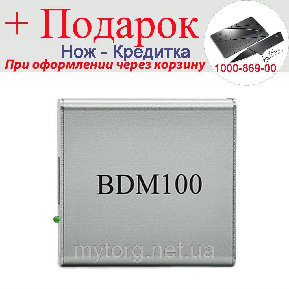 Програматор ЕБУ BDM100 OBDII EOBD