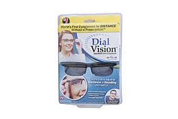 Очки лупа с регулировкой линз Elite - Dial Vision (EL-1065), (Оригинал)