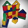 МЯГКИЙ КОНСТРУКТОР для детей (24 модуля)