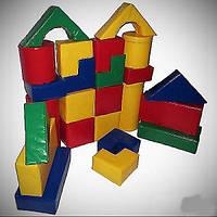 МЯГКИЙ КОНСТРУКТОР для детей (24 модуля), фото 1