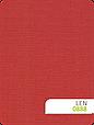 Рулонные шторы Лен 888 красный, фото 2