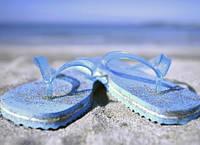 Обувь для пляжа и бассейна.